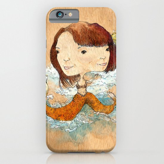 double you waves iPhone & iPod Case