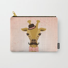 Happy Mother's Day ~ Giraffe Carry-All Pouch