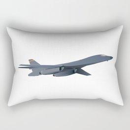 American Heavy Bomber B-1 Lancer Rectangular Pillow