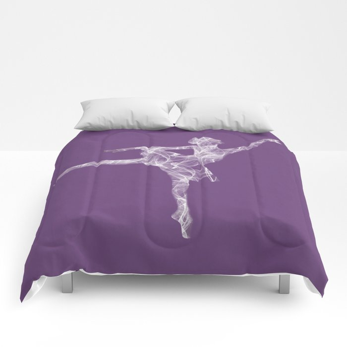 ballerina dream Comforters
