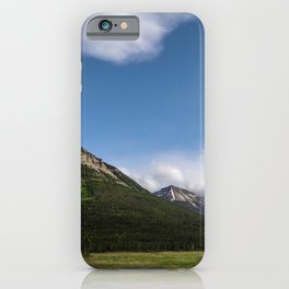 Waterton Landscape Photography iPhone Case