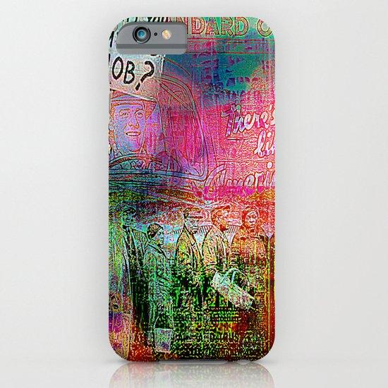 Slice of America 7 iPhone & iPod Case