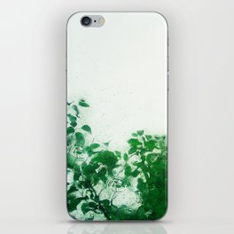 Spring Fresh Rain iPhone Skin