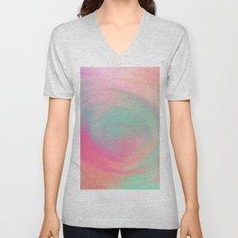 The Colours of Love Unisex V-Neck