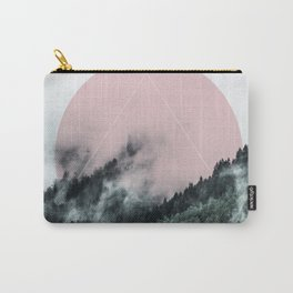 Foggy Woods 2 Carry-All Pouch