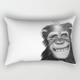 happy day Rectangular Pillow