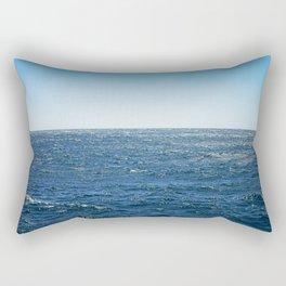 Ocean Horizon I Rectangular Pillow