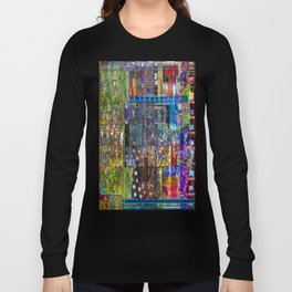 Motherless Whale Eye (or Spies From Imaginary Countries) [Another New Twist on Stupid Series] Long Sleeve T-shirt