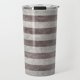American flag, Retro desaturated look Travel Mug