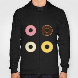 Four Doughnuts Hoody