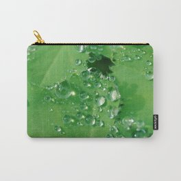 Shadow & Light of Transparency Carry-All Pouch