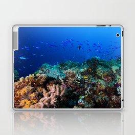Coral Sea Print Laptop & iPad Skin