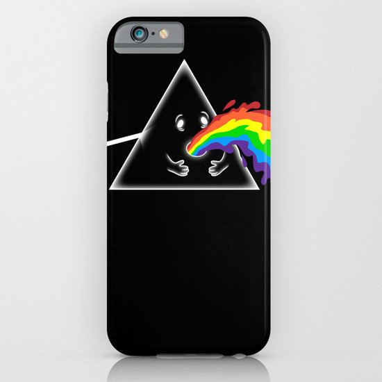 Barf Side of the moon iPhone & iPod Case