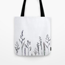SPRING COLLECTION / Botanical flowers 1/9 Tote Bag