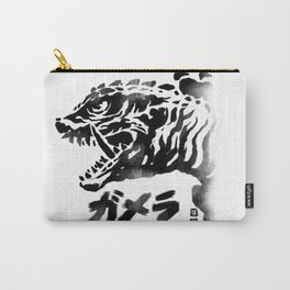 Waterbrushed Turtle Carry-All Pouch