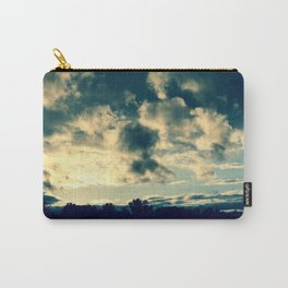 The Clouds Above Carry-All Pouch