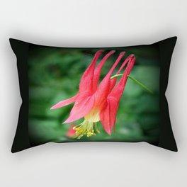 Wild Columbine Rectangular Pillow