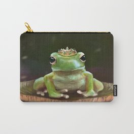 Frog Princess Carry-All Pouch