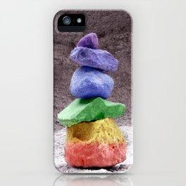 Color Balance iPhone Case