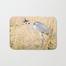 When you don like photographers, bird version Bath Mat