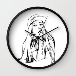 Iggy Wall Clock