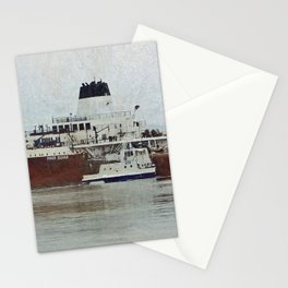 Roger Blough and Ojibway Stationery Cards