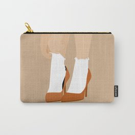 Goody Two-Shoes Carry-All Pouch