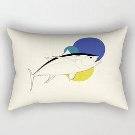 Tuna Rectangular Pillow