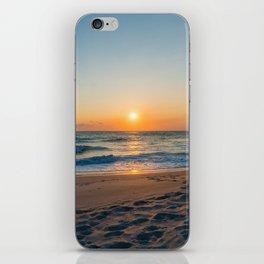 Canaveral Sunrise iPhone Skin
