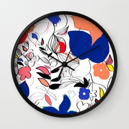 Naturshka 7 Wall Clock