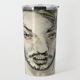 Self-Portrait Travel Mug