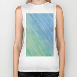 Greens and Blue Biker Tank