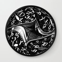 Only Time Will Tell  Wall Clock