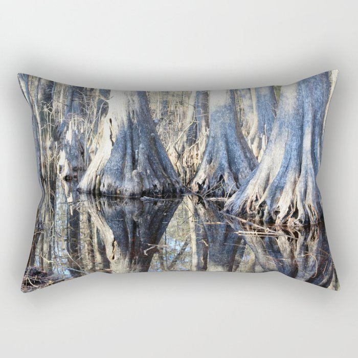 Land of the Giants Rectangular Pillow