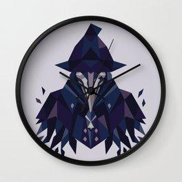 Eileen the crow - Bloodborne Wall Clock