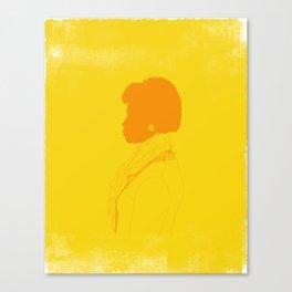Canary  Canvas Print