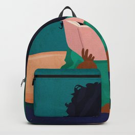 Stay Home No. 5 Backpack