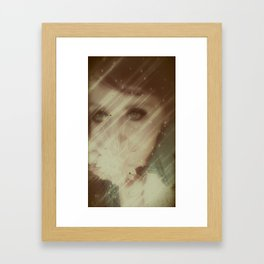 Hello You  Framed Art Print