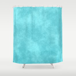 Blueberry Cotton Candy Shower Curtain