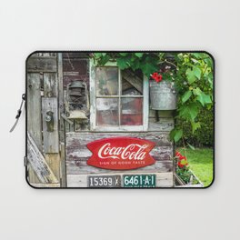 Summer Shed Laptop Sleeve