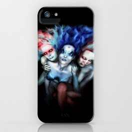 Sisters 3  iPhone Case