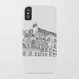 Old Town (Stare Miasto) - Warsaw, Poland iPhone Case