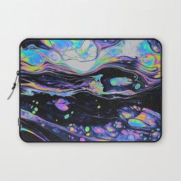 GLASS IN THE PARK Laptop Sleeve
