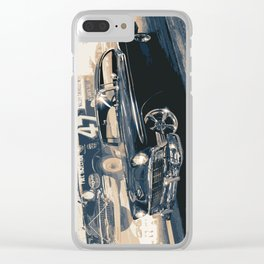 Chevy Bel Air Clear iPhone Case