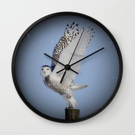 Free at last Wall Clock