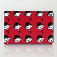 chaplin iPad Cases featuring chaplin by guizmo04