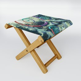 Dream Catcher Folding Stool