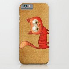 Cute Cat iPhone 6s Slim Case
