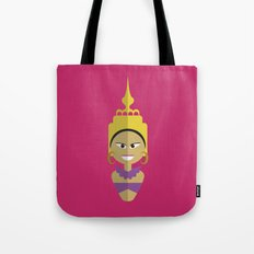 Thai Doll Tote Bag
