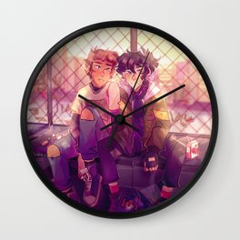 Klance  Wall Clock